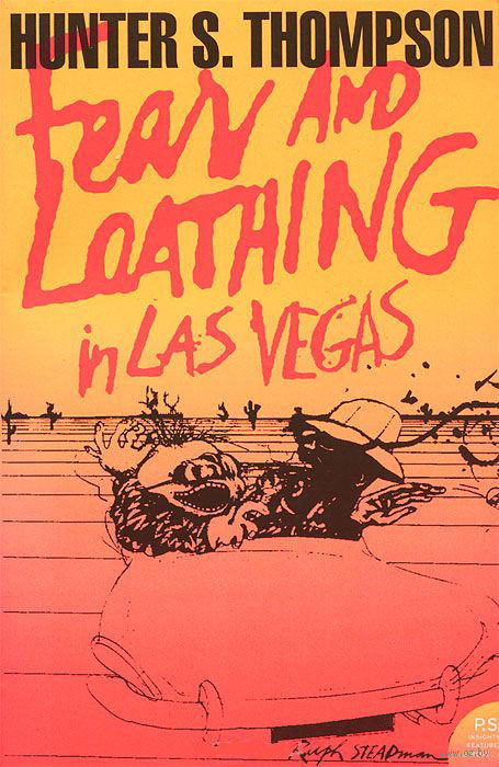 finding the american dream in hunter s thompsons book fear and loathing in las vegas