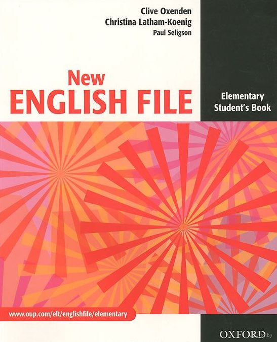 New english file elementary students book гдз