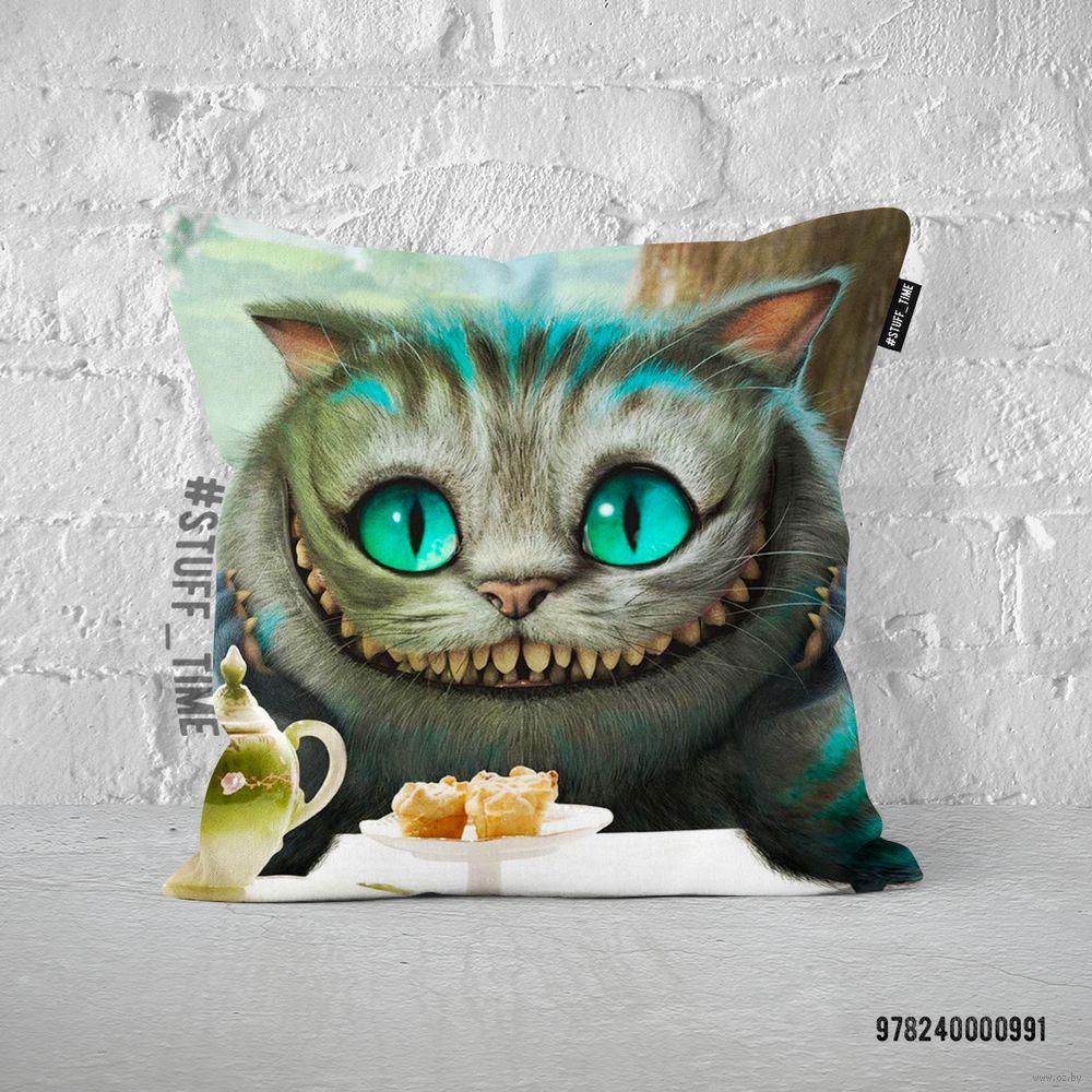 Чеширский кот сувенир