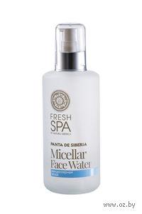 Вода мицелярная для лица (200 мл)