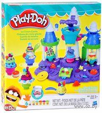 """Набор для лепки """"Play-Doh. Замок мороженого"""""""