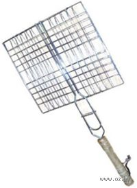 Решетка-гриль для стейков (230x220 мм)