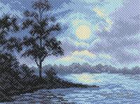 Канва с нанесенным рисунком