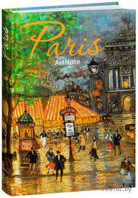 """Блокнот для записей. Париж """"Гранд Опера"""""""