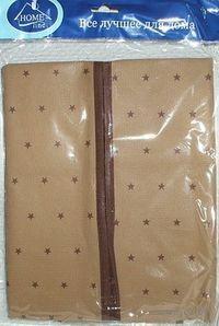 Чехол для одежды пластмассовый (60х100 см)