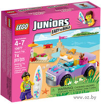 """LEGO. Juniors. """"Поездка на пляж"""""""