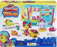 """Набор для лепки """"Play-Doh. Магазинчик домашних питомцев"""""""