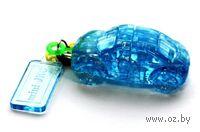 """Пазл-брелок """"3D Crystal Puzzle. Машинка"""" (13 элементов)"""