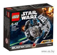 """LEGO. Star Wars. """"Усовершенствованный прототип истребителя TIE"""""""