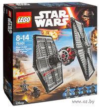 """LEGO. Star Wars. """"Истребитель TIE"""""""