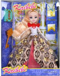 Кукла с аксессуарами (25 см; арт. BLD005-2)