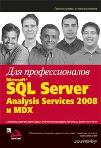 Microsoft SQL Server Analysis Services 2008 и MDX для профессионалов