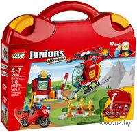 "LEGO. Juniors. ""Чемоданчик. Пожар"""