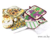 Набор кухонный матерчатый (3 предмета; арт. 5130-0003)