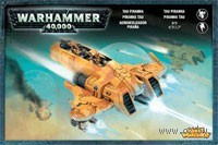 "Миниатюра ""Warhammer 40.000. Tau Empire Piranha"" (56-19)"