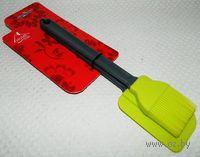 Набор кухонных принадлежностей силиконовых с пластмассовыми ручками (2 предмета, арт. SE-349T)
