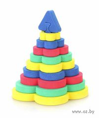 "Развивающая игрушка ""Пирамида. Цветок"""