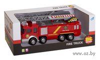 Пожарная машина (со звуковыми и световыми эффектами; арт. SY732)