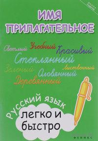 Имя прилагательное. Русский язык легко и быстро