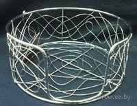 Подставка для фруктов металлическая (22*9 см, арт. XX8561S)