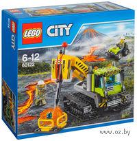 """LEGO City """"Вездеход исследователей вулканов"""""""