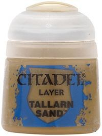 Paint Pots: Tallarn Sand 12ml (22-34)
