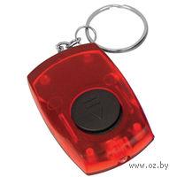 Брелок со светодиодом (красный)