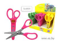 Ножницы детские (14 см; в чехле)