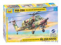 Российский вертолет Ми-28А (масштаб: 1/72)