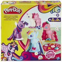 """Набор для лепки """"Play-Doh. Создай любимую пони"""""""