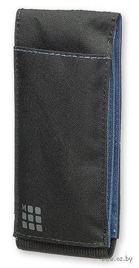 """Кармашек для записной книжки Молескин """"Tool Belt"""" (для формата Pocket; серый)"""