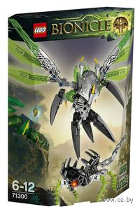 "LEGO. Bionicle. ""Уксар, Тотемное животное Джунглей"""