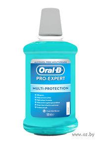 Ополаскиватель для полости рта Oral-B ProExpert Мультизащита (500 мл)