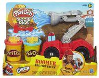"""Набор для лепки """"Play-Doh. Бумер: Пожарная машина"""""""
