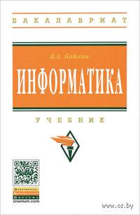 Информатика. Виталий Каймин
