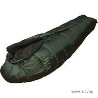 """Спальный мешок одноместный """"Legionere 350"""" (зеленый)"""