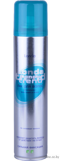 """Лак для волос LONDATREND """"Длительная фиксация и блеск сильной фиксации"""" (250 мл)"""