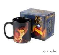 "Кружка Neca ""Lord of the Rings"" Frodo and Ring (с проявляющимся изображением)"