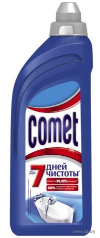 """Чистящий гель для ванной комнаты COMET """"7 дней чистоты"""" (500 мл)"""