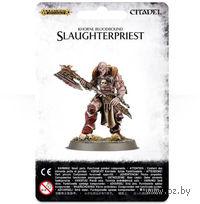 "Миниатюра ""Warhammer AoS. Khorne Bloodbound Slaughterpriest"" (83-31)"