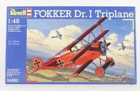 Fokker DR.I (масштаб: 1/48)