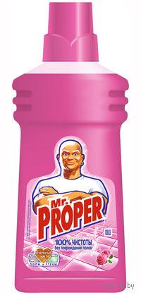 Жидкость для уборки Mr.Proper