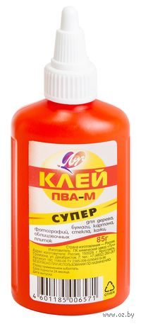 "Клей ПВА-М ""Супер"" (85 гр)"
