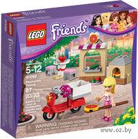 """LEGO. Friends. """"Пиццерия Стефани"""""""