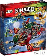 "LEGO. Ninjago. ""Корабль R.E.X Ронина"""