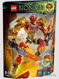 """LEGO. Bionicle. """"Таху - Объединитель Огня"""""""