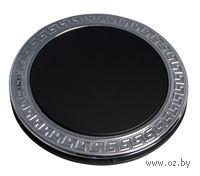 Зеркало складное, обычное и косметическое (черное)