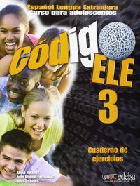 Codigo ELE 3. Cuaderno de ejercicios