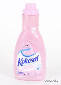 Жидкое средство для стирки Kokosal Delicate для автоматической стирки (1 л)