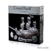 """Пазл-головоломка """"Crystal Puzzle. Пиратский корабль"""" (101 элемент)"""